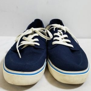 51434feac2e5 Nike Shoes - Nike SB Navy White Lace Up Sneakers Size 13